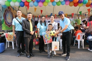 กิจกรรมงานวันเด็กแห่งชาติ ประจำปี 2563 ณ ทำเนียบรัฐบาล