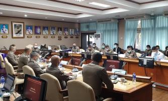 ประชุมคณะกรรมการบริหารและจัดหาระบบคอมพิวเตอร์ (CIO) ตร. ครั้งที่ 2/2563