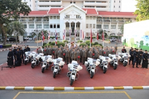 วันคล้ายวันสถาปนากองบัญชาการตำรวจสันติบาล ครบรอบ 88 ปี ประจำปี 2563